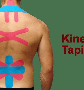 kinesio taping para la espalda