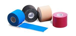 colores kinesio tape